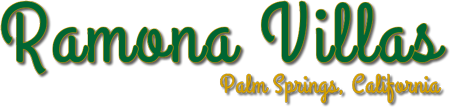 Ramona Villas Palm Springs Logo