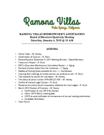 thumbnail of Quarterly Meeting Agenda 010618-1