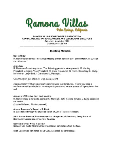 thumbnail of Annual Meeting Minutes March 2018 – FINAL DRAFT
